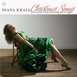 Diana Krall Christmas Songs with christmas music  here