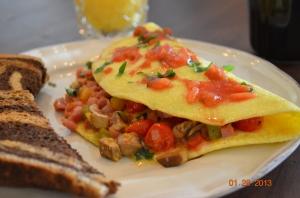 omelet a la husband