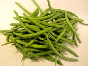 fresh! green beans