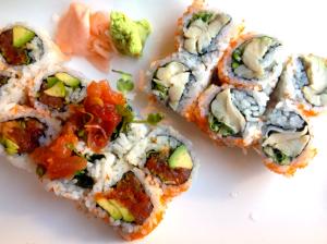 Portland sushi