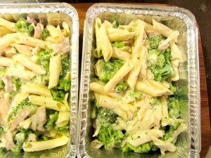 freezer portions