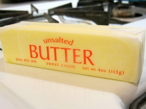 softening butter