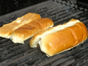 grilling buns