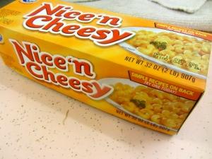 Nice 'n Cheesy